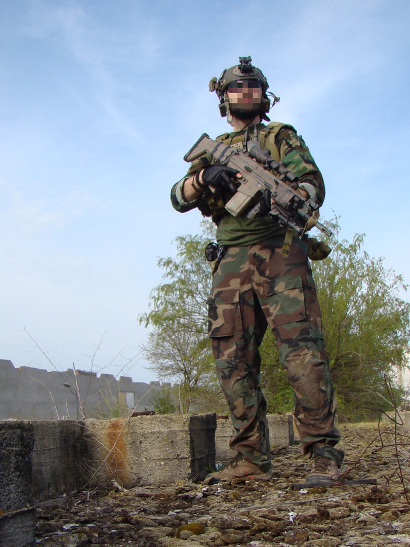 GEAR GALLERY // MARSOC inspiered loadout (kit list)