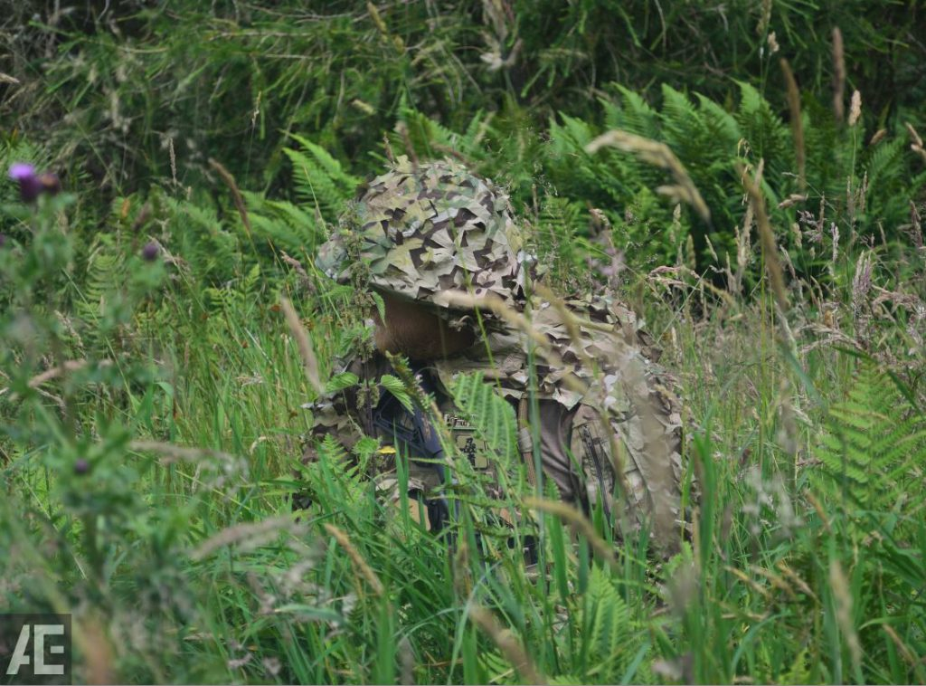Crye Precision Compact Assault Ghillie Suit