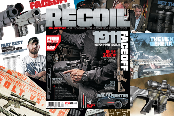 Recoil Magazine Issue 14
