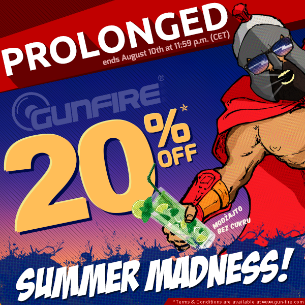 Gunfire Summer Madness Sale