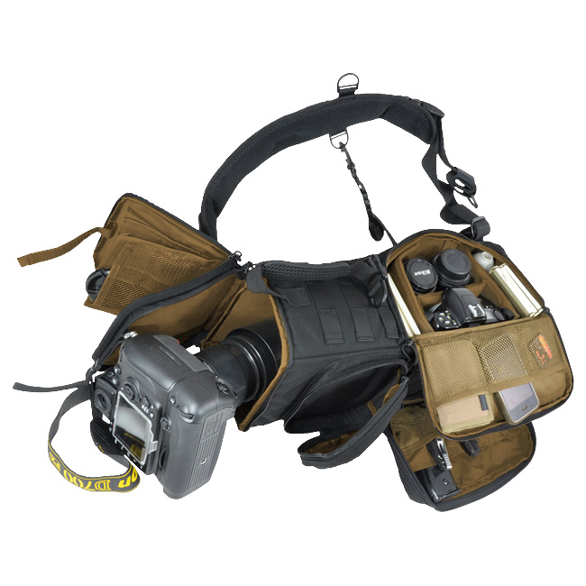 Hazard 4 Evac Photo Recon pack