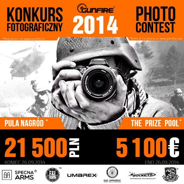 gunfire photo contest 2014