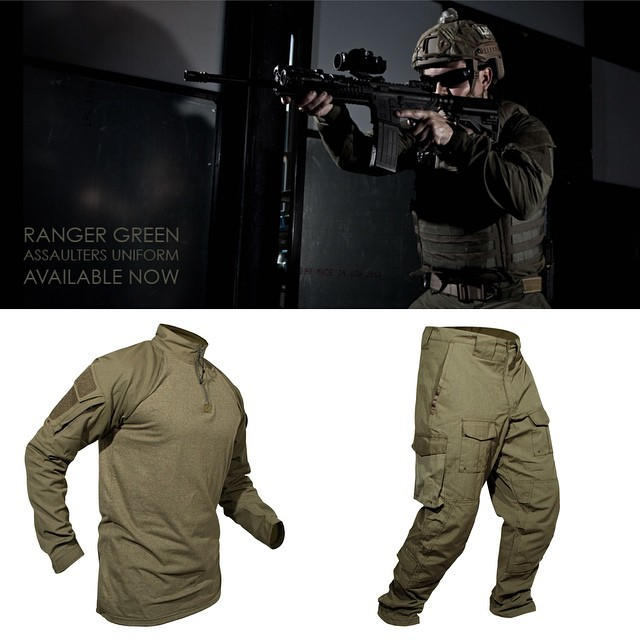 LBX Tactical Assaulter Uniform