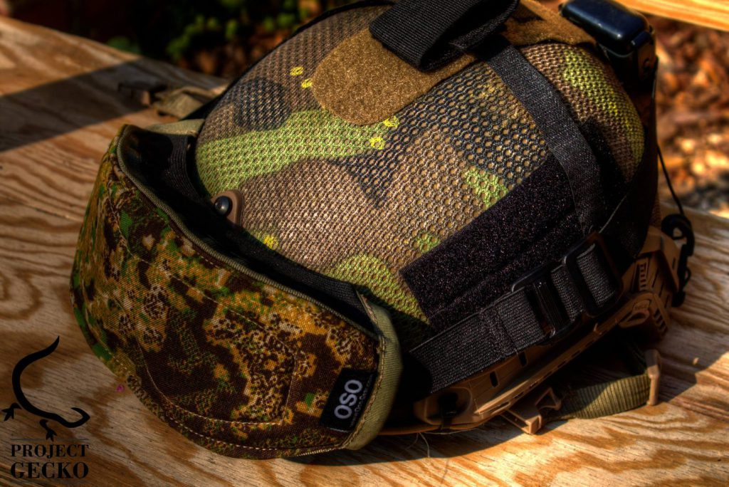 OSO GEAR Tactical goggle cover