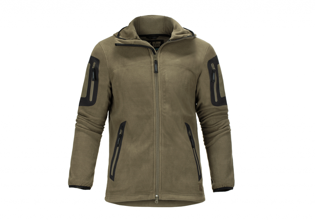 CLAW GEAR AVICEDA FLEECE HOODY