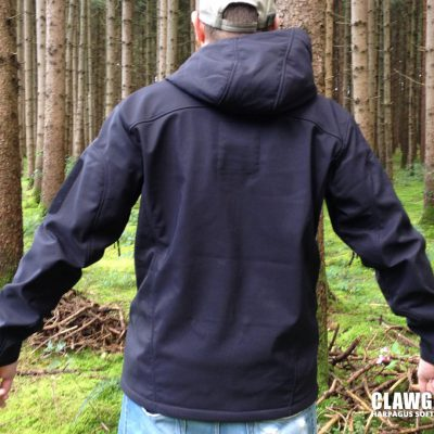 CLAWGEAR HARPAGUS SOFTSHELL REVIEW