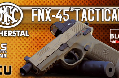 German Sport Guns FNX-45 Tactical