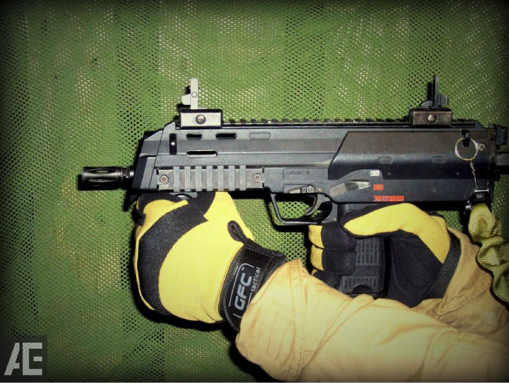 HDR Shooter Gloves