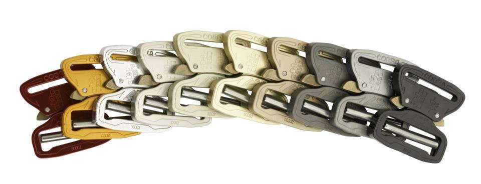 austrialpin cobra buckle colors