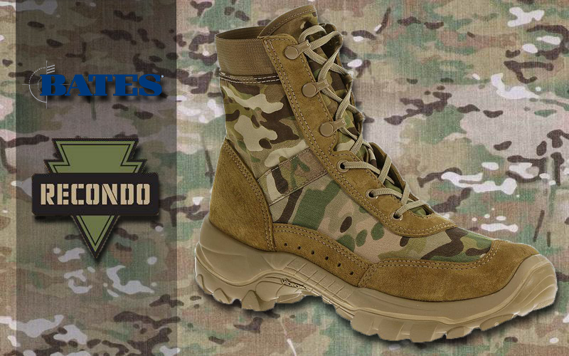 Bates Recondo Boot