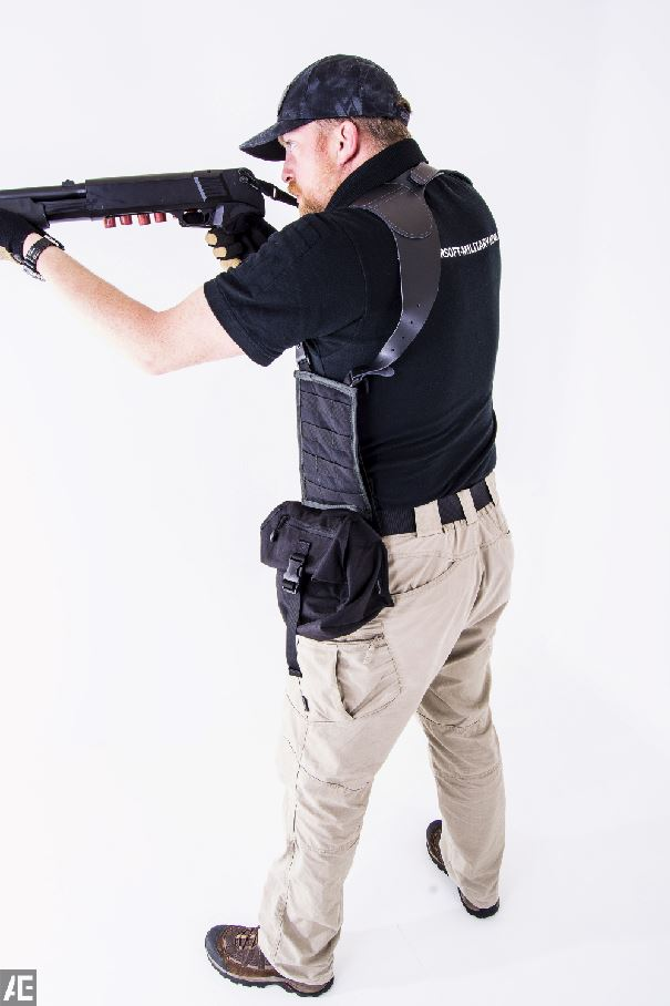 Intelligent Armour Universal Covert Shoulder Rig