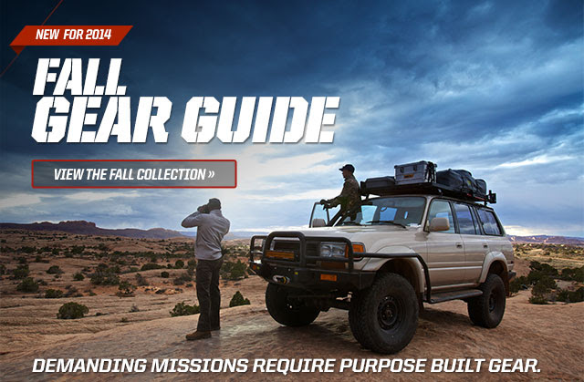 5.11 Tactical fall 2014 gear guide