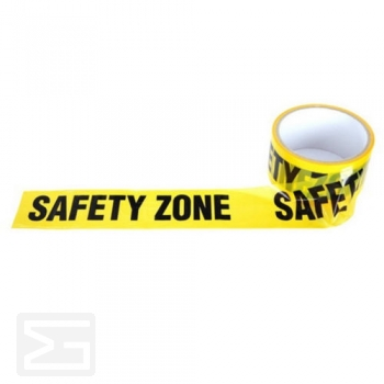Military Gear Center Caution Tape
