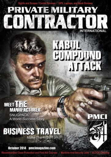 Private Military Contractor Internationall Magazine
