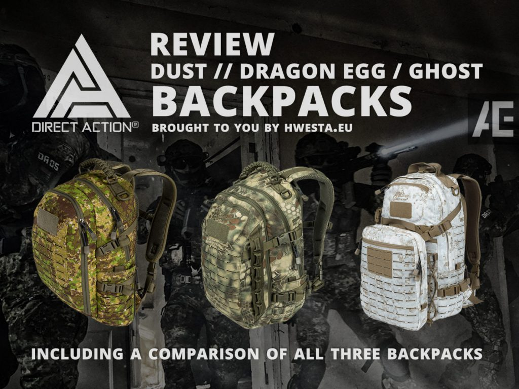 DIRECT ACTION REVIEW - DUST GHOST DRAGON EGG