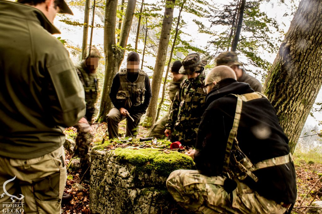 Sniper Seminar Observation & Evasion by Project Gecko
