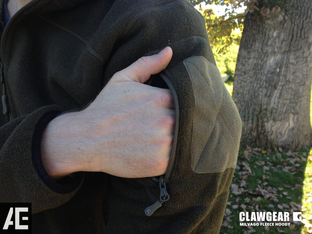 CLAWGEAR MILVAGO AVICEDA FLEECE JACKET