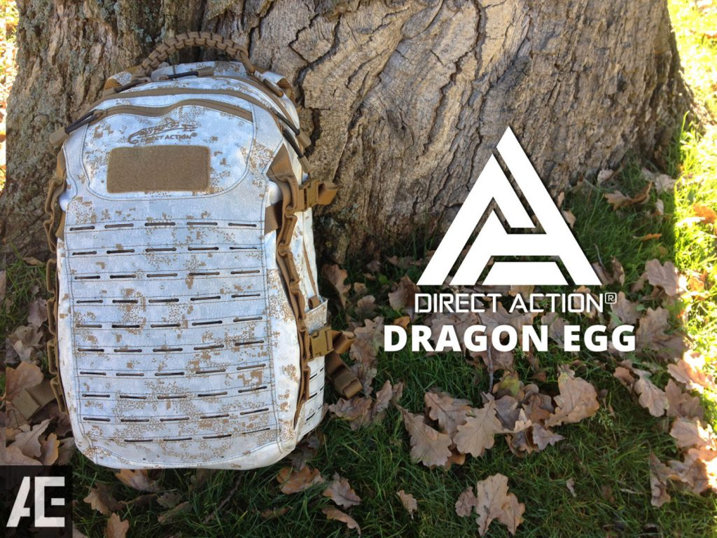 REVIEW DIRECT ACTION BACKPACK DRAGON EGG 1