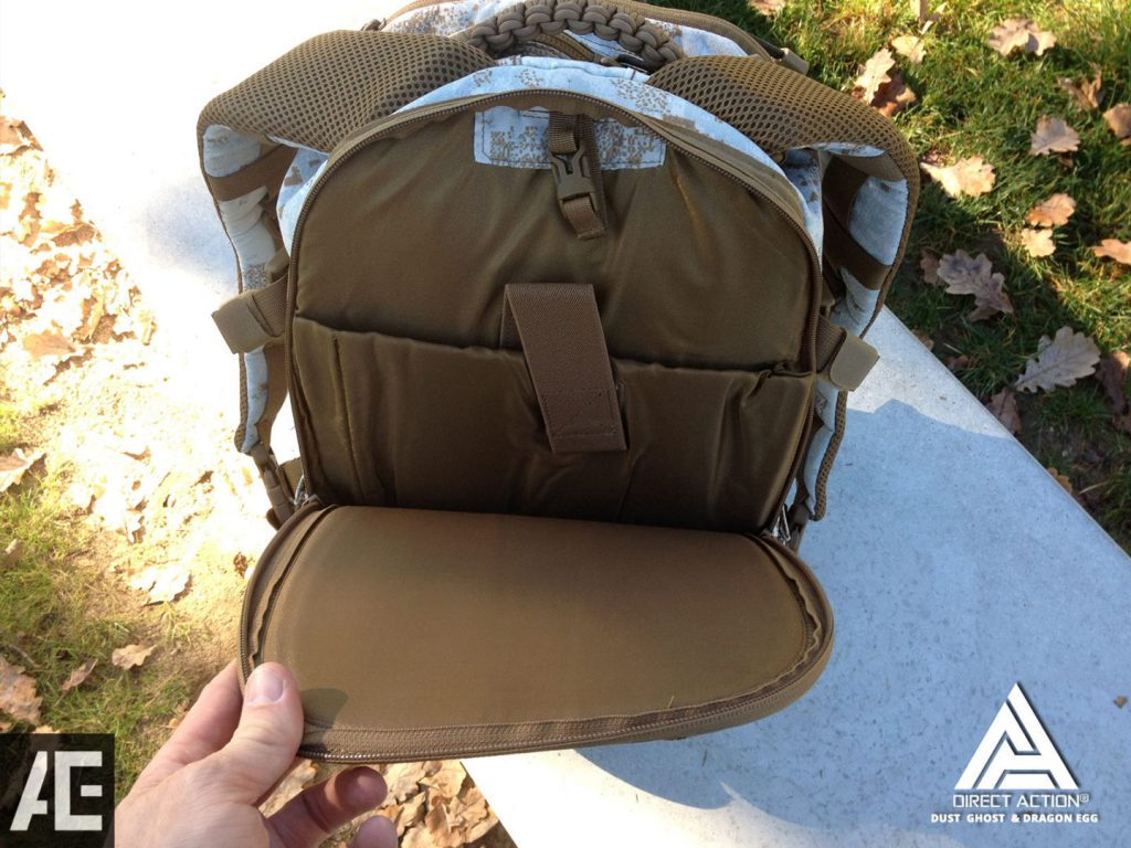 REVIEW DIRECT ACTION BACKPACK DRAGON EGG 19