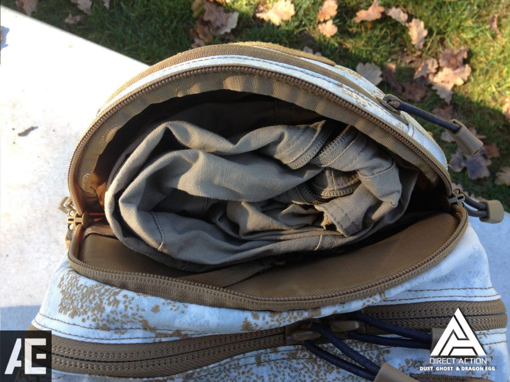 REVIEW DIRECT ACTION BACKPACK DRAGON EGG 22