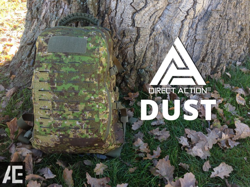 REVIEW DIRECT ACTION BACKPACK DUST 1