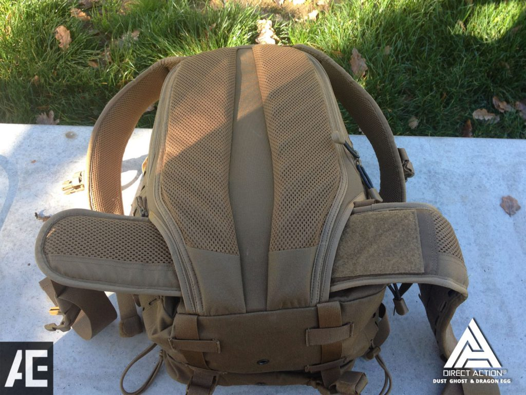 REVIEW DIRECT ACTION BACKPACK GHOST 14