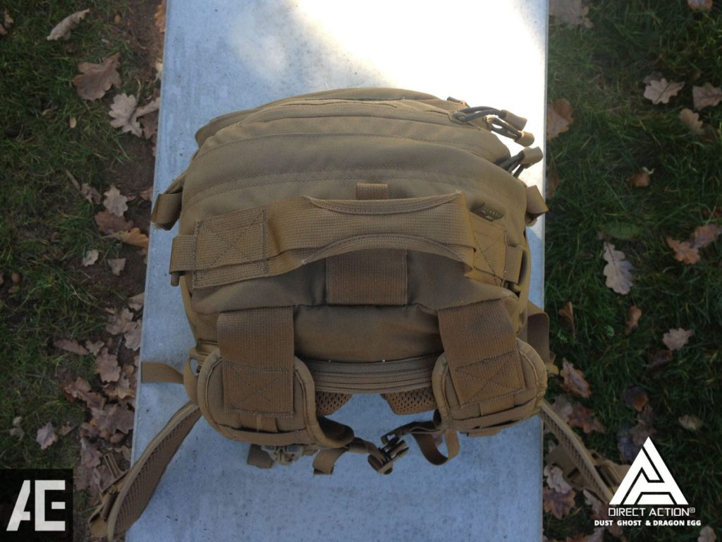 REVIEW DIRECT ACTION BACKPACK GHOST 15