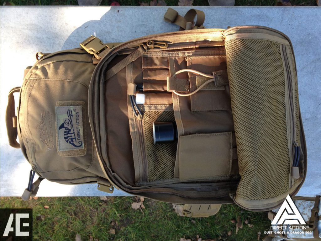 REVIEW DIRECT ACTION BACKPACK GHOST 27