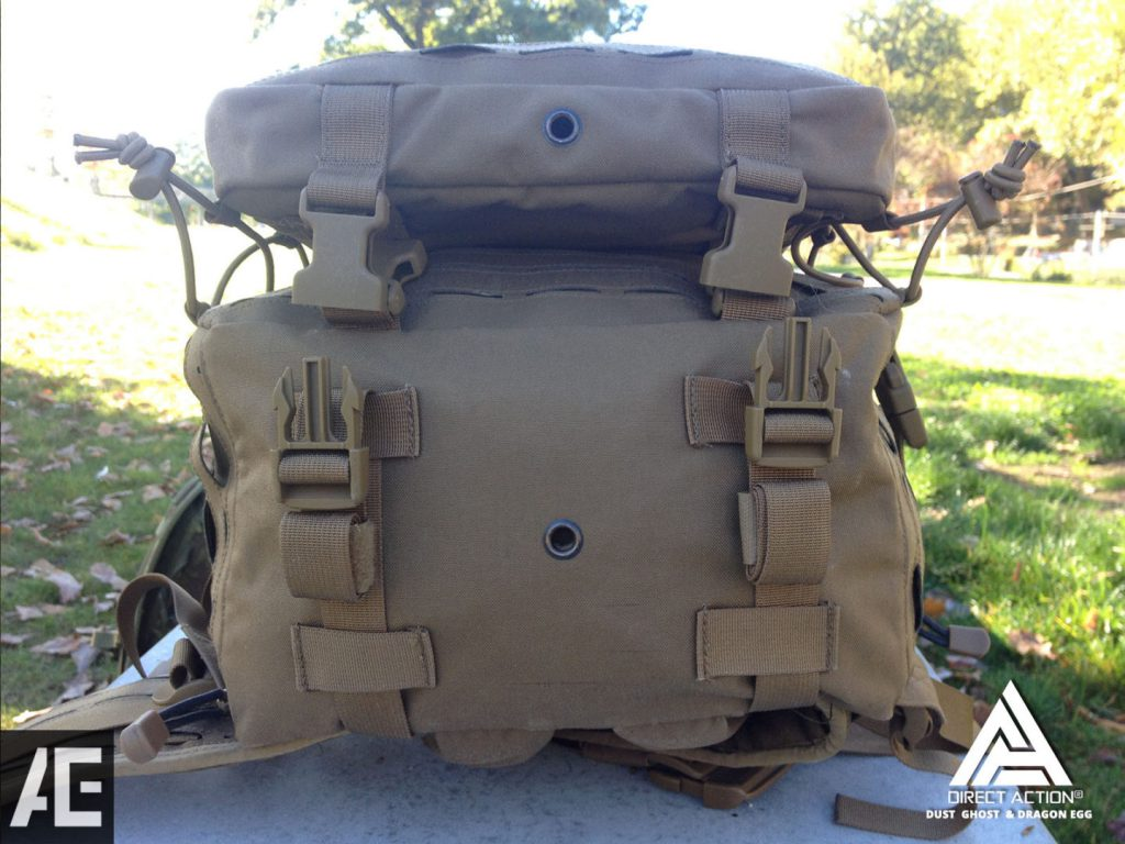 REVIEW DIRECT ACTION BACKPACK GHOST 30