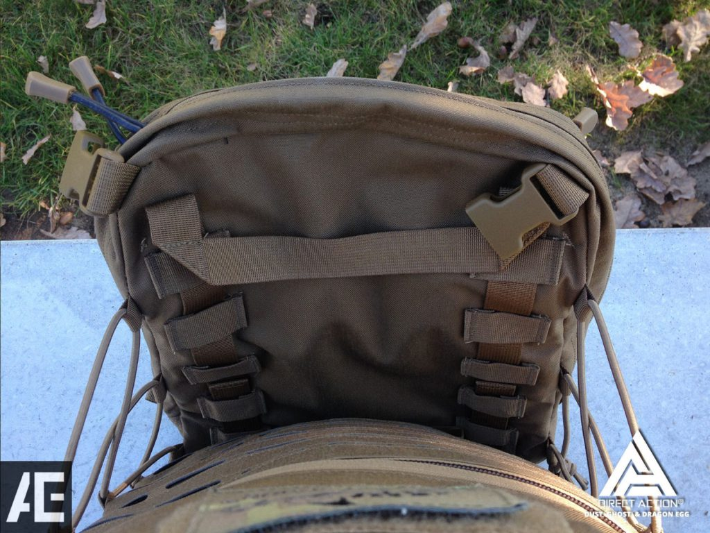 REVIEW DIRECT ACTION BACKPACK GHOST 33