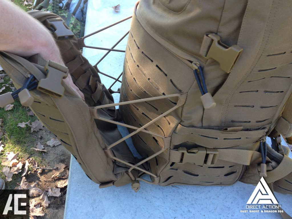 REVIEW DIRECT ACTION BACKPACK GHOST 34