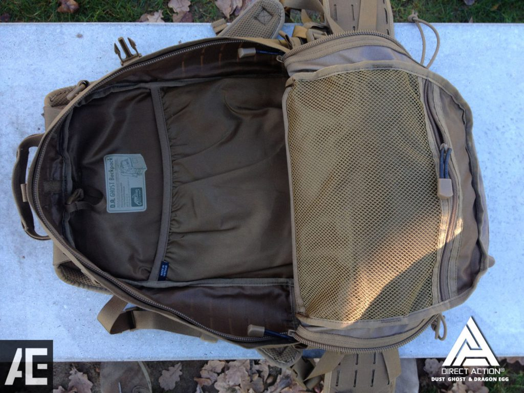 REVIEW DIRECT ACTION BACKPACK GHOST 36