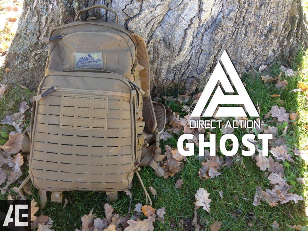 REVIEW DIRECT ACTION BACKPACK GHOST 40