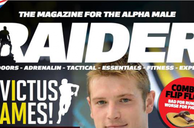Raider Magazine Volume 7 Issue 7