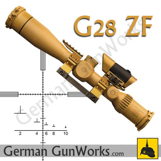 German GunWorksHK G28 ZF