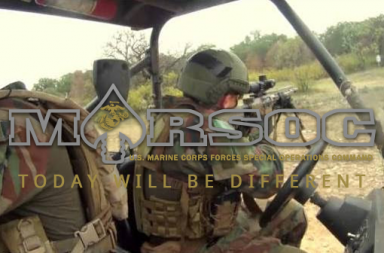 MARSOC Advanced Sniper training