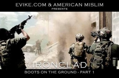 Airsoft Evike Boots on the Ground