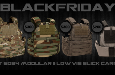 Black Friday Plate Carrier Deals