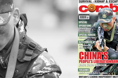 Combat Survival Magazine December 2014 Issue