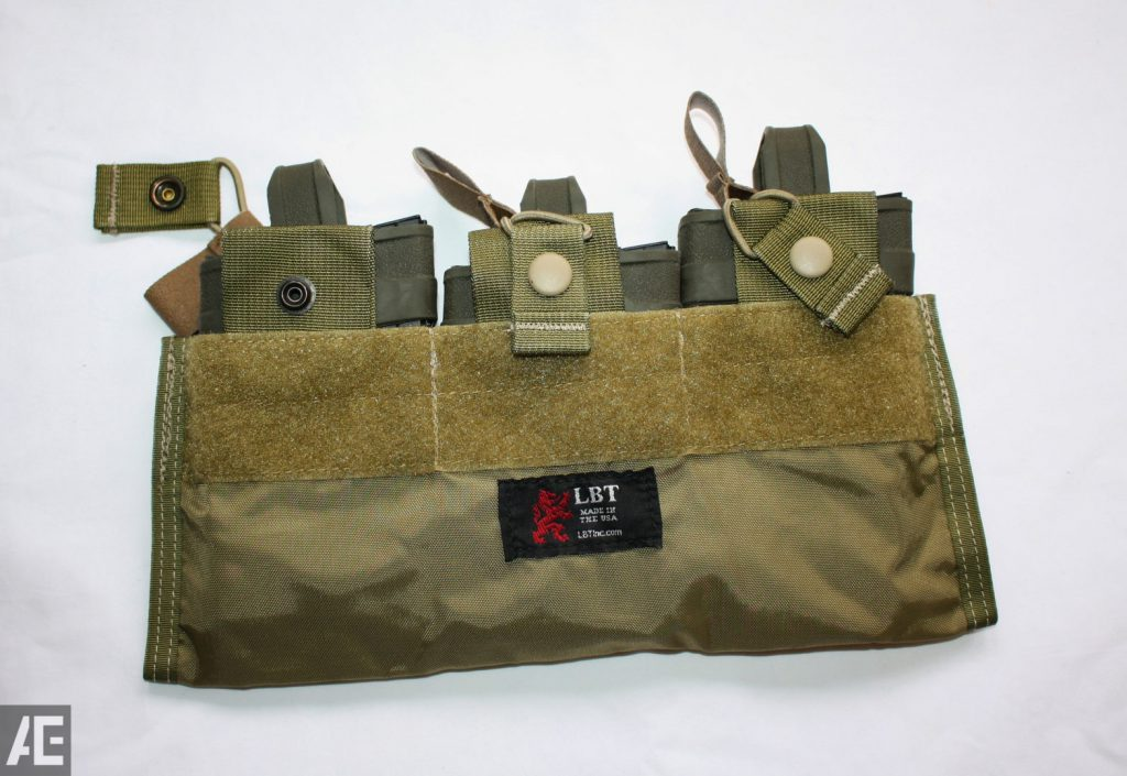 Speed Draw Quadruple 5.56 magazine pouch
