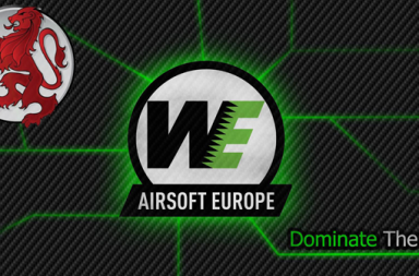 WE AIrsoft Europe Nuprol