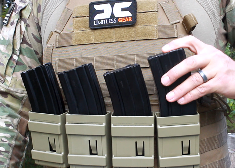 Limitless Gear - OPFOR Mag Pouch3