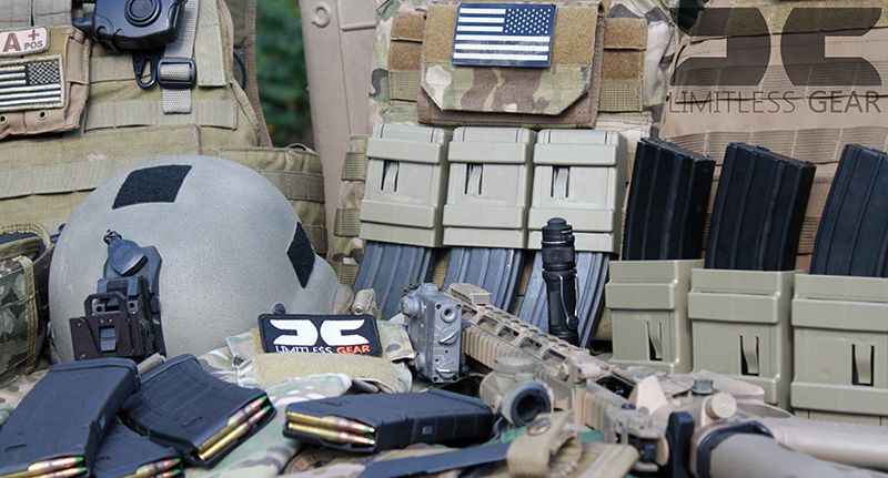 Limitless Gear - OPFOR Mag Pouch4
