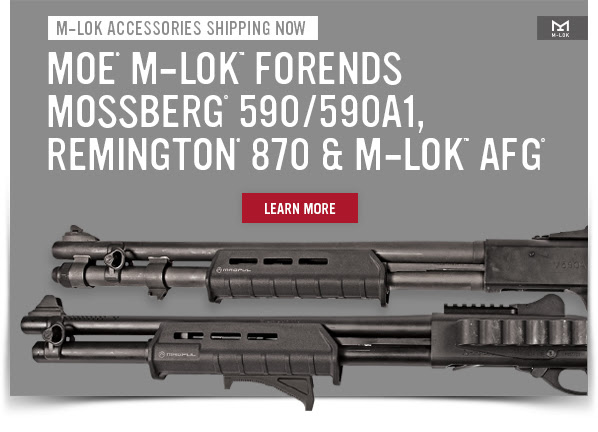 M-LOK Forends