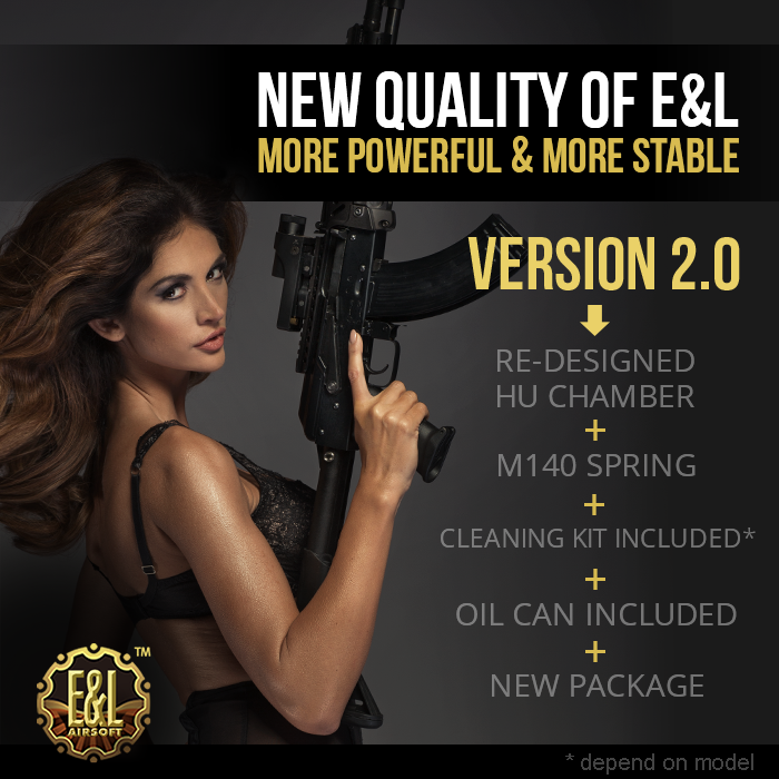 E&L Airsoft Version 2.0
