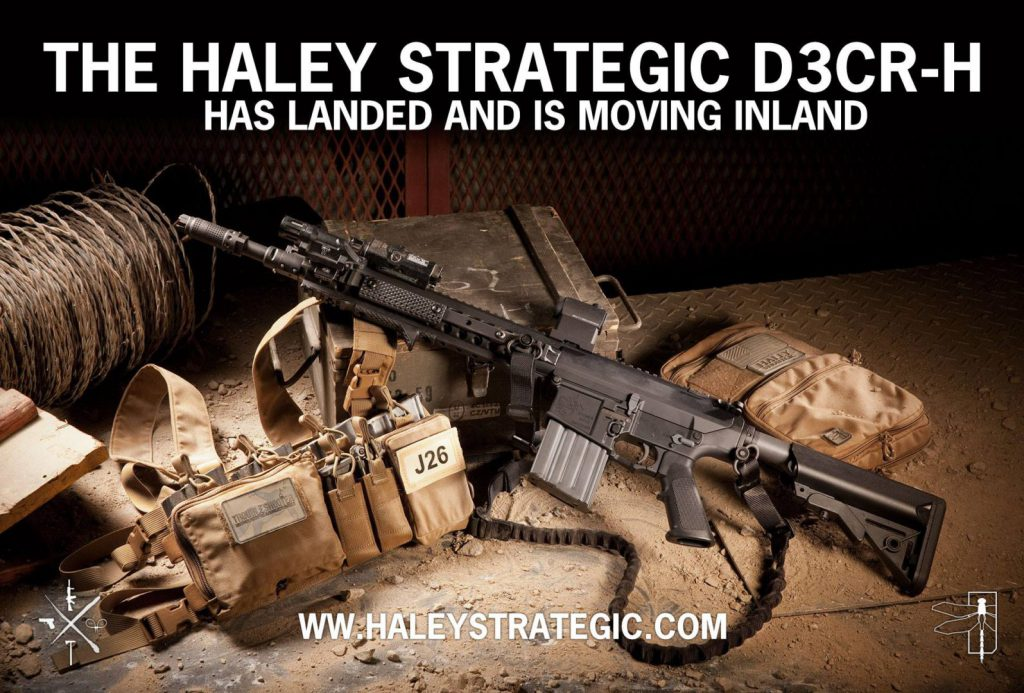 Haley Strategic D3CR-H