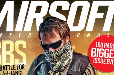 Airsoft International December 2014 Issue
