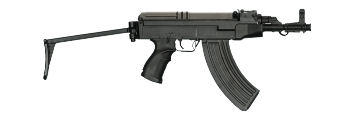 Ares Airsoft VZ-58-S-BK