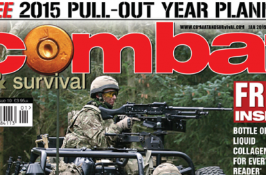 Combat & Survival Magazine January 2015 Issue