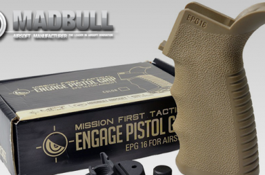 MFT industries ENGAGE pistol grip 16